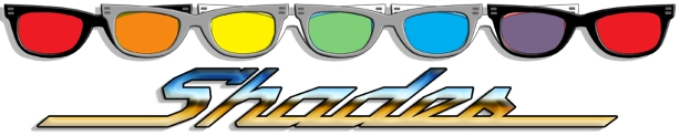 AMOKArts IllustrationFriday.com Challenge Shades