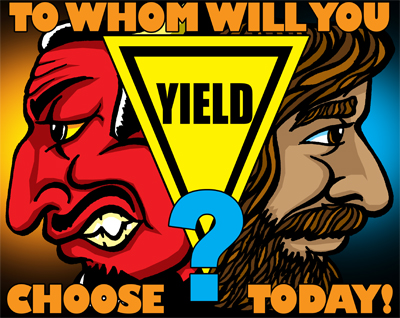 IllustrationFriday.com Challenge:Yield