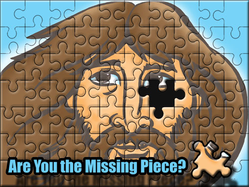 IllustrationFriday.com Challenge: Puzzled II