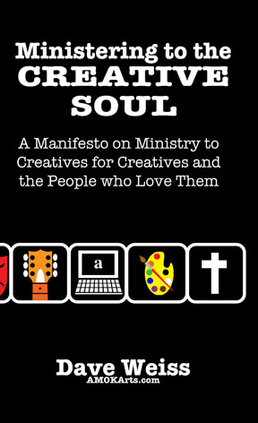 Ministering to the Creative Soul Free E-book, Dave Weiss