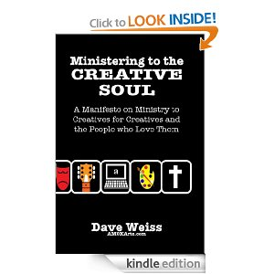 Ministering to the Creative Soul Kindle Version