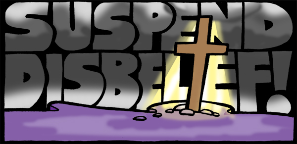 Suspend Disbelief