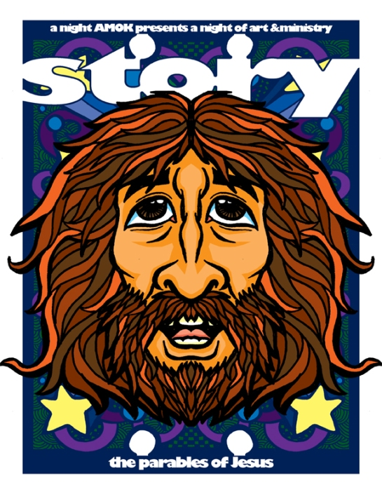 story poster
