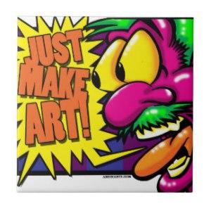 just make art