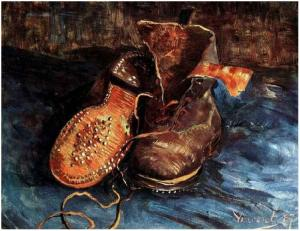 Pair-of-Shoes,-A