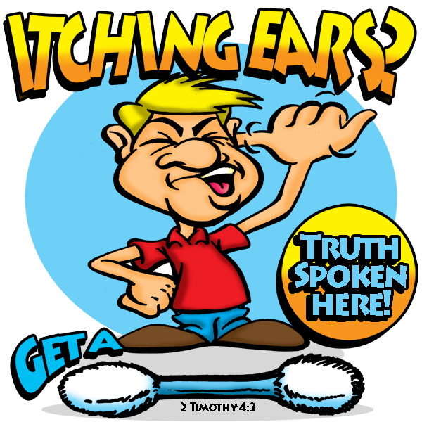 itchingears