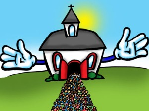 PRAY FOR THE CHURCHsm
