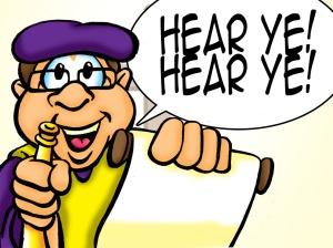 hear ye