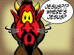 satanwheresjesus